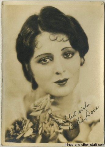 Billie Dove fan photo