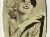 Jean Harlow 1934 Carreras Film Stars Tobacco Card