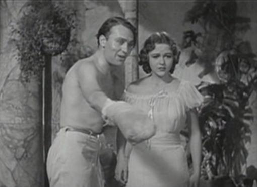 Ralph Bellamy and Patricia Ellis