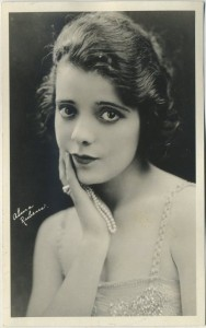 Alma Rubens vintage postcard