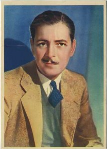 Ronald Colman 1936 Nestle's