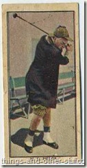 WC Fields 1939 Mars trading card