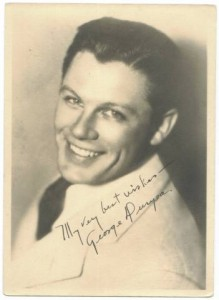 George Duryea aka Tom Keene