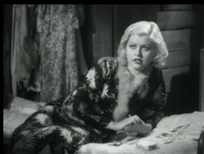 Barbara Pepper as Sally
