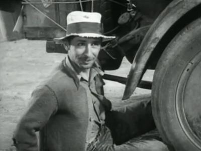 John Qualen as Chris, the Swede