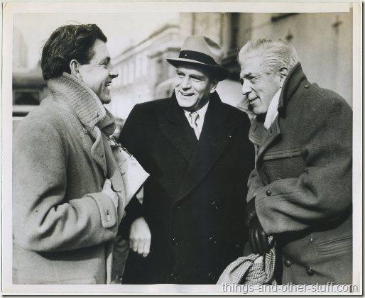 1955 Kenneth Moore Laurence Olivier Anatole Litvak