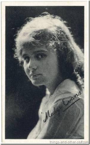 circa 1917 Kromo Gravure Trading Card