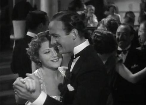 Ruth Chatterton and David Niven in Dodsworth
