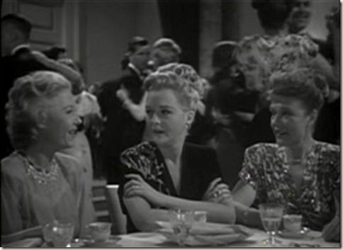 Josephine Hutchinson, Mary Astor and Selena Royle