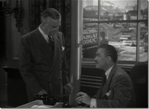 John Litel and Albert Dekker in Cass Timberlane