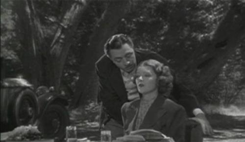 William Powell and Myrna Loy in Double Wedding
