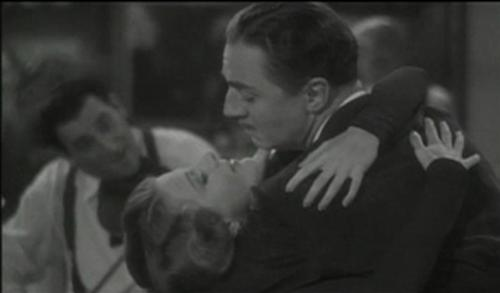 William Powell and Florence Rice in Double Wedding
