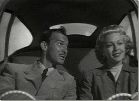 Zachary Scott and Lana Turner in Cass Timberlane
