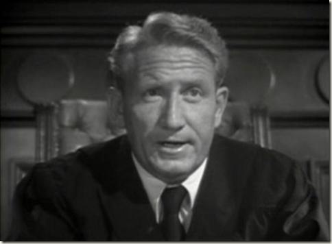 Spencer Tracy holding court in Cass Timberlane