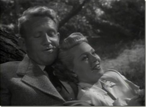 Spencer Tracy and Lana Turner in Cass Timberlane