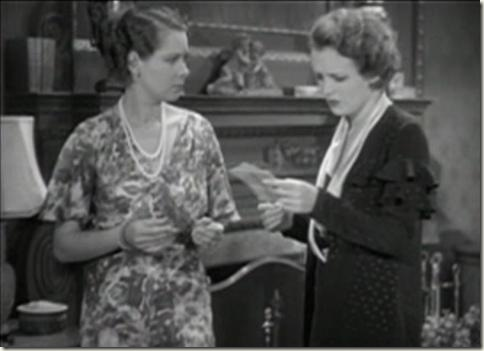 Ruth Weston and Mary Astor