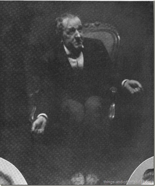Dudley Digges as the coward in John Ferguson