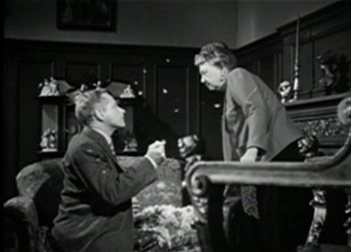 George Macready and Dame May Witty