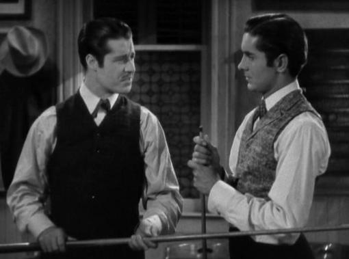 Don Ameche Tyrone Power In Old Chicago