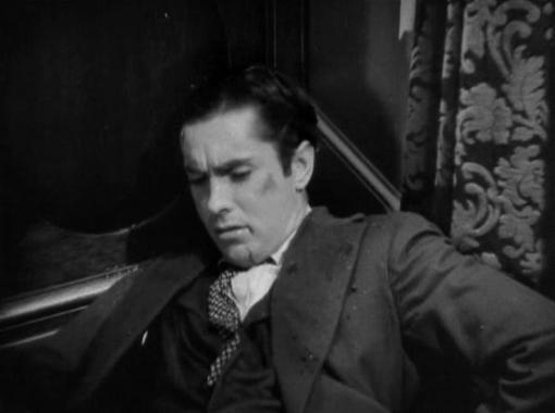 Tyrone Power in In Old Chicago