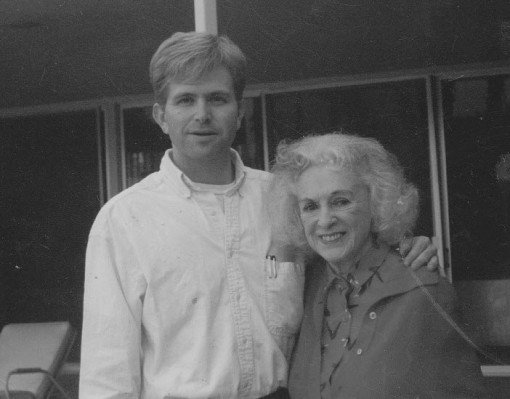 Michael G Ankerich and Billie Dove