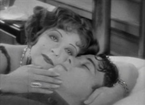 Clara Bow and Buddy Rogers in Wings