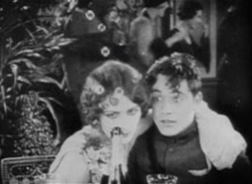 Charles Rogers with Arlette Marchal in Wings