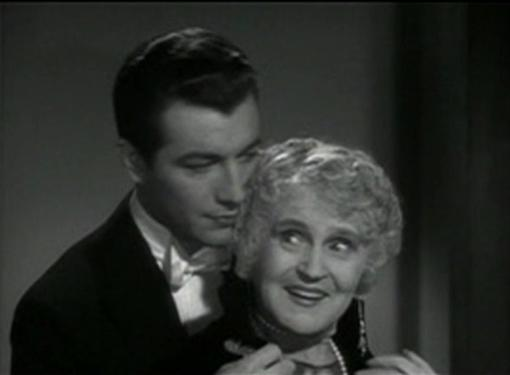 Robert Taylor and Henrietta Crosman in Personal Property