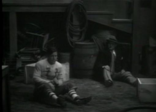 Joe E Brown in Eleven Men and a Girl