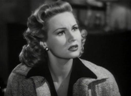 Virginia Mayo in Red Light