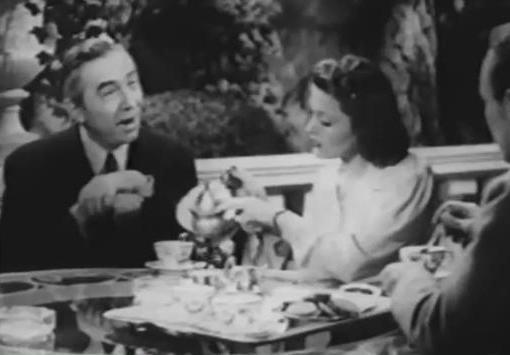 Bela Lugosi and Suzanne Kaaren in The Devil Bat