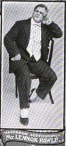 Lennox Pawle