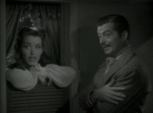 Marsha Hunt with John Warburton in The Valley of Decision