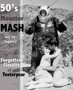 50s Monster Mash Blogathon