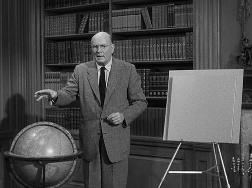 Dr. Frank C. Baxter