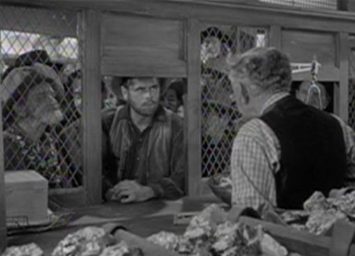 Glenn Ford in Lust for Gold