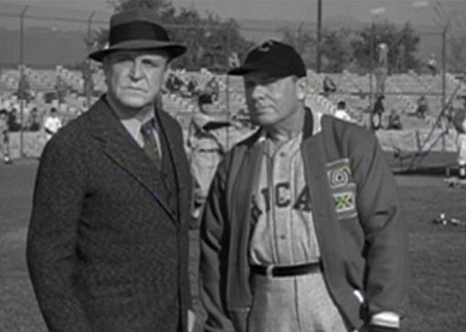 Frank Morgan Jimmy Dykes Stratton Story