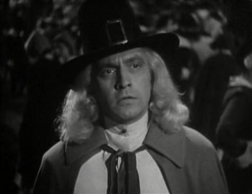 Fredric March in I Married a Witch