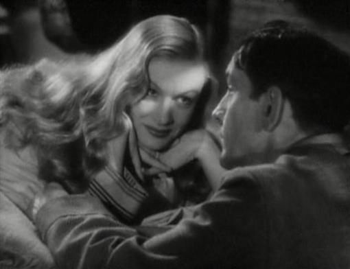 Veronica Lake and Fredric March