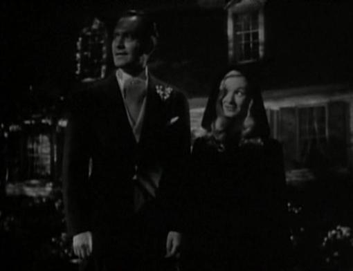 Fredric March and Veronica Lake