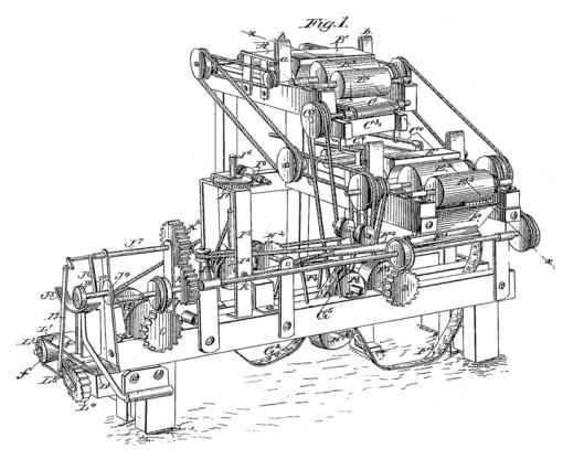 Bonsack Machine