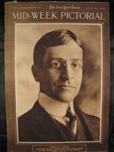 Newton D Baker 1918