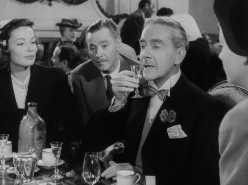 Clifton Webb in The Razors Edge