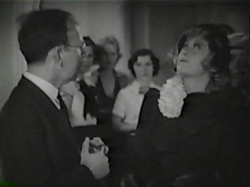Joan Blondell in Stage Struck