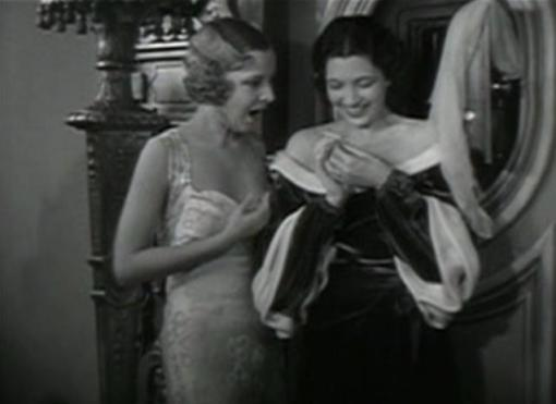 Helen Vinson and Kay Francis in Jewel Robbery