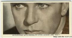 Gary Cooper 1936 Ardath Tobacco Card