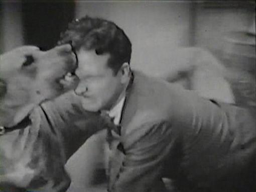 Dick Powell in Stage Struck