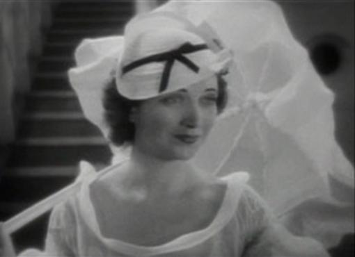 Kay Francis in One Way Passage