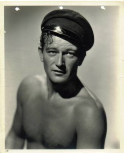 John Wayne Key Book Photo