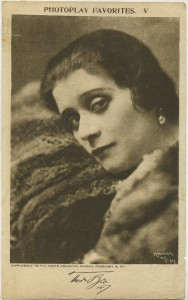 Theda Bara 1917 North American Supplement